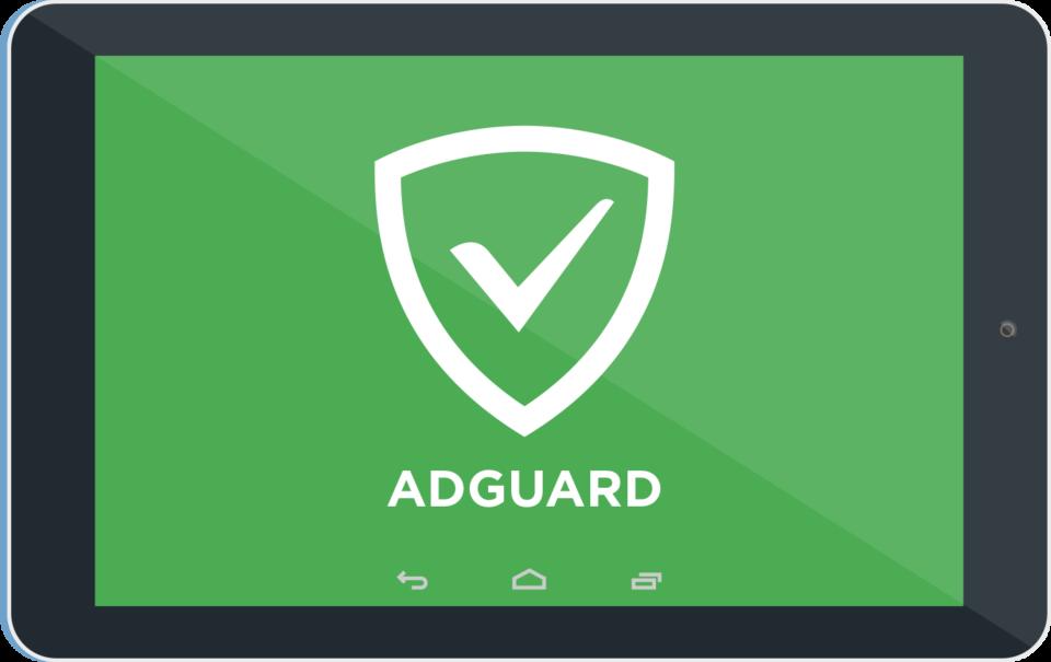 Adguard adblocking
