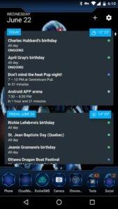 Calendar Widget: Agenda - Is outstandingly the best agenda to date
