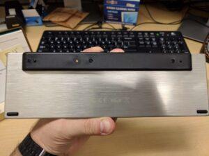 Rii K12BT Ultra Slim Bluetooth Keyboard