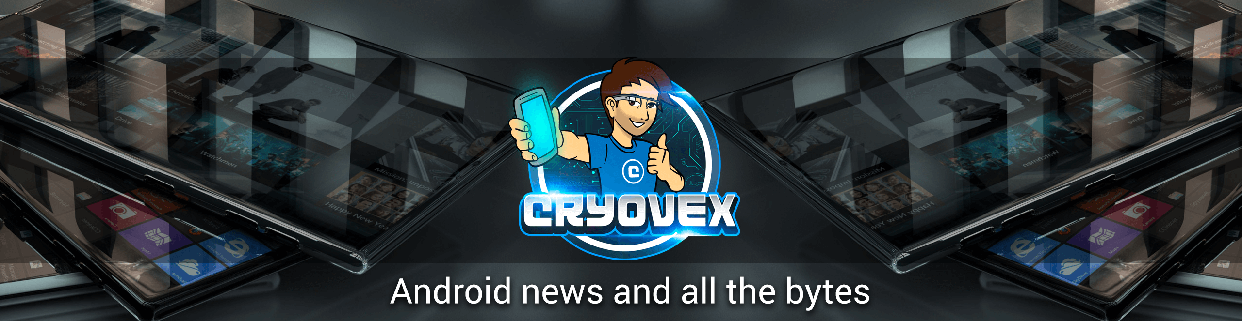 Android news and all the bytes