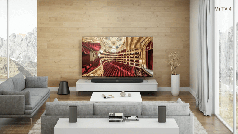 Mi TV 4 from Xiaomi - Is breath taking @ #CES2017 12