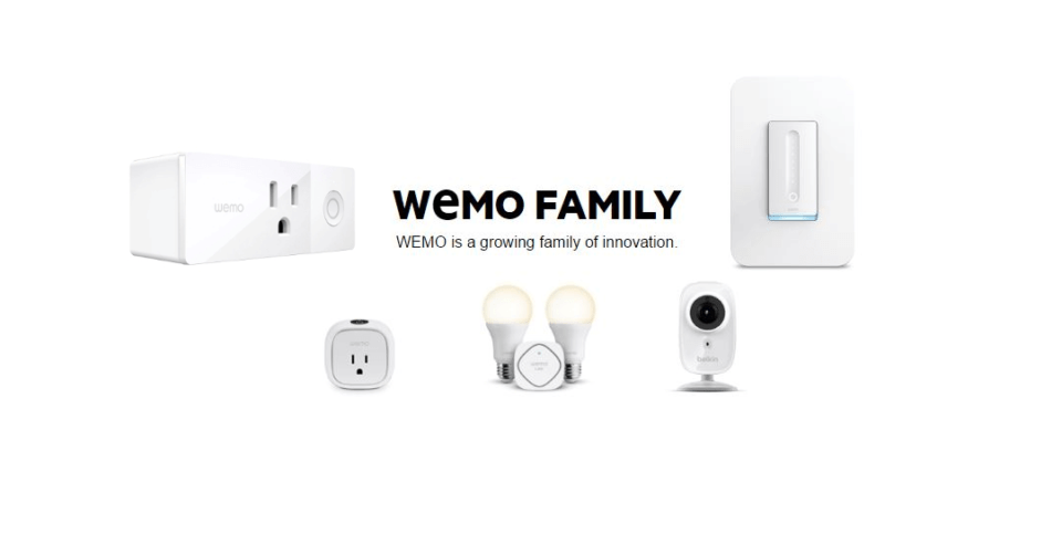 Belkin's WeMo are back in business with some new tech right out of #CES2017 2
