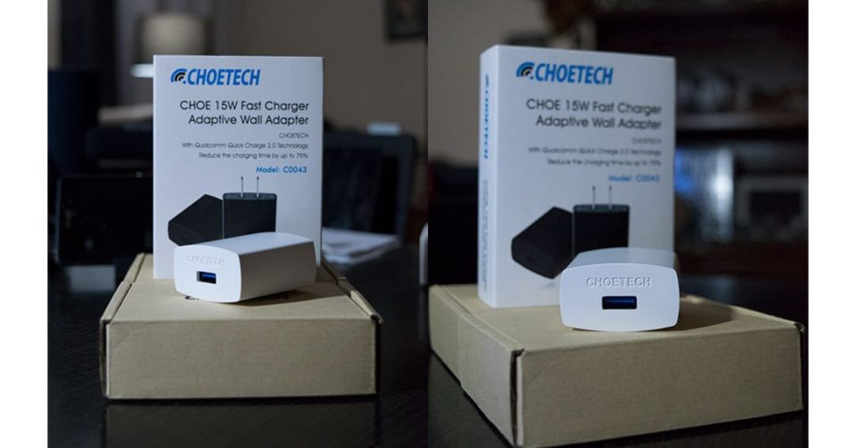 Got Quick Charge 2.0 woes? CHOE's 15W Fast Charge is here 2