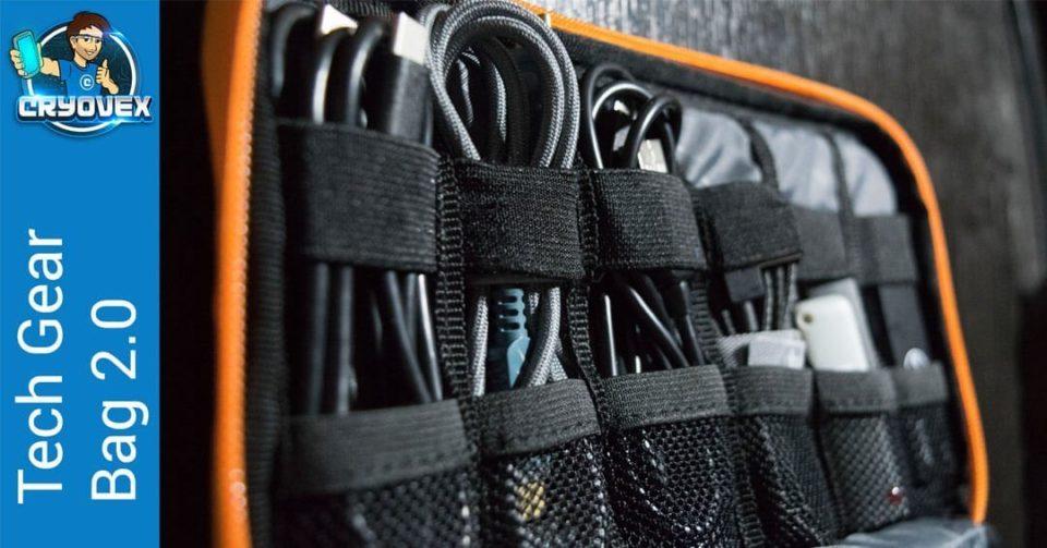 Tech Gear Bag 2.0 - Header cryovex