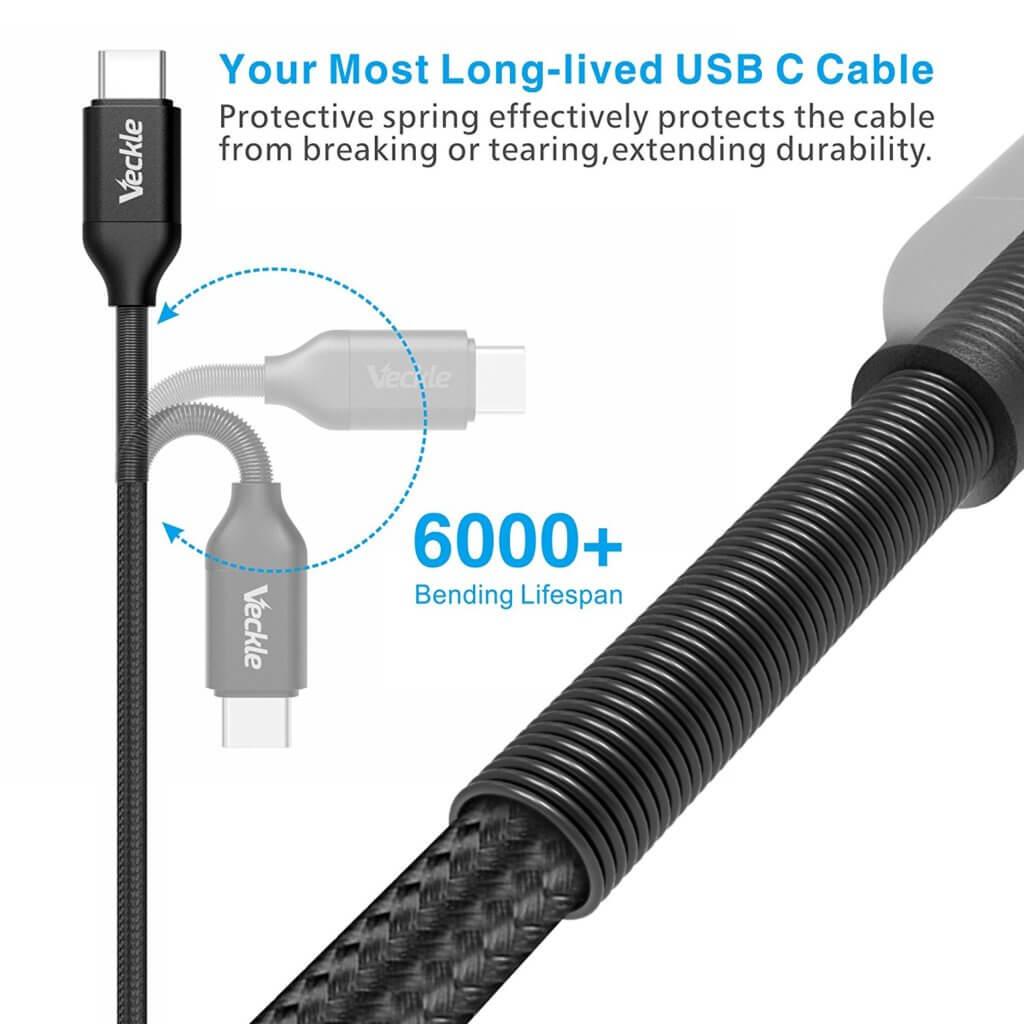 Veckle USB-C 3.1 USB-IF cryovex header android canada