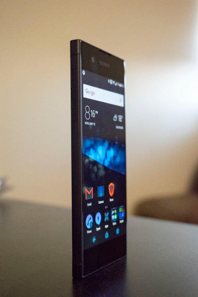 Sony XPERIA XA1 cryovex martin pic 3
