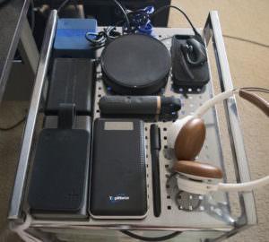 NOMAD USB CHARGING HUB cryovex android coliseum pic 2
