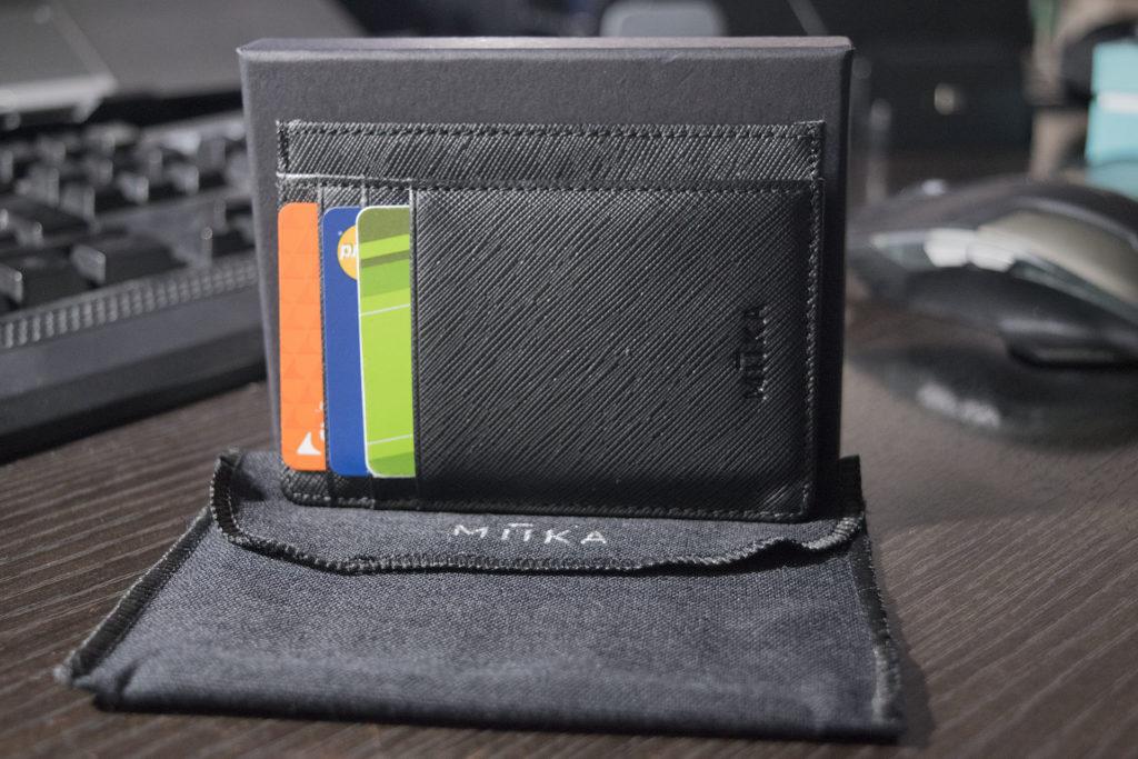 Miika RFID Minimalist slim wallet 2