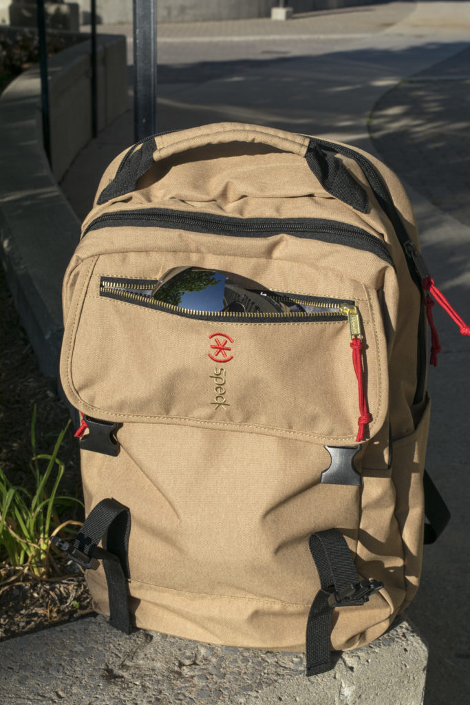 The Ruck Backpack at Speck means some serious business for back to school! - Android News & All the Bytes