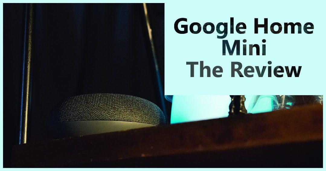 Google Home Mini cryovex