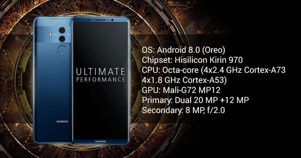 Huawei Mate 10 Pro review cryovex martin guay ottawa android