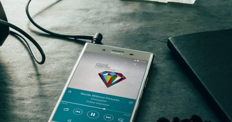 Sony Xperia XZ Premium header cryovex martin android