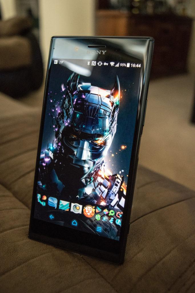 Sony Xperia ZZ Premium Review Display