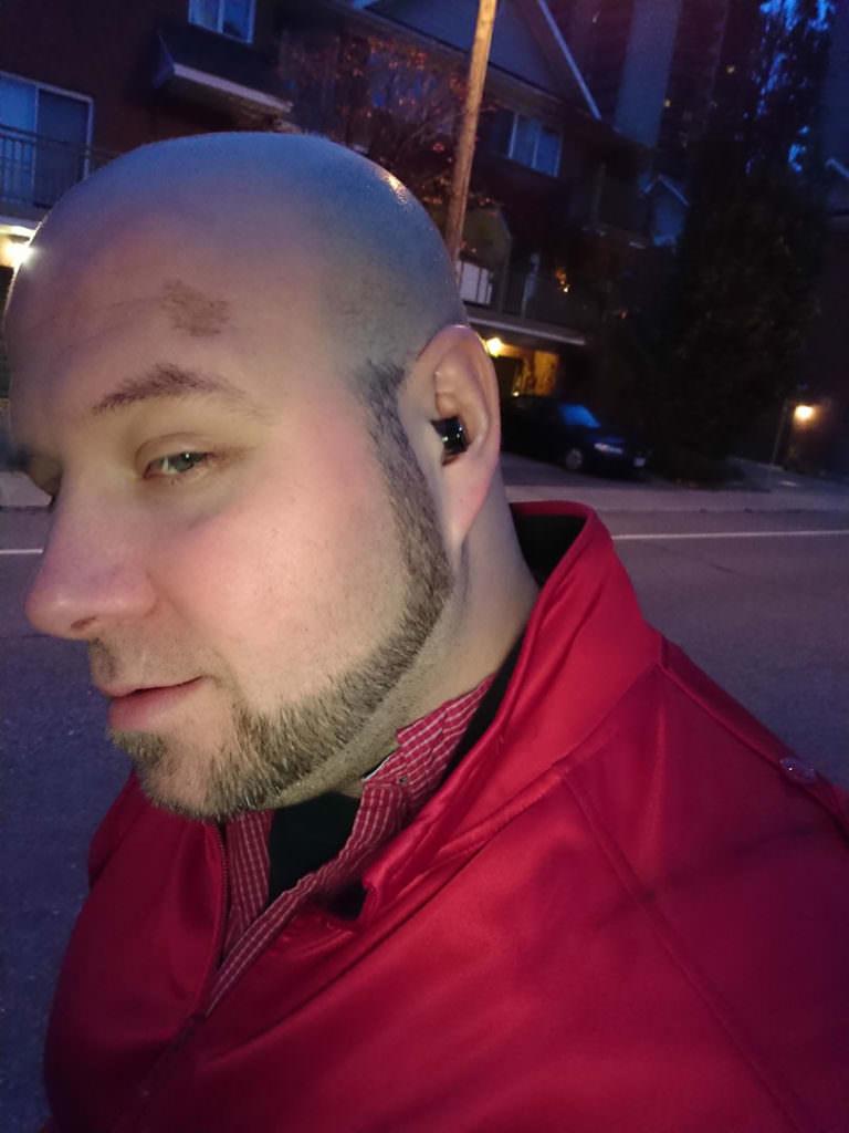Rowkin Micro review early walk morning