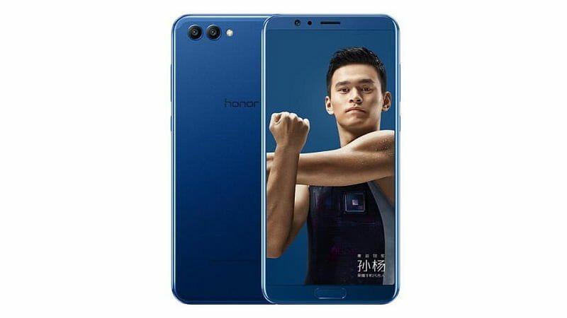 Honor V10 Unveiled