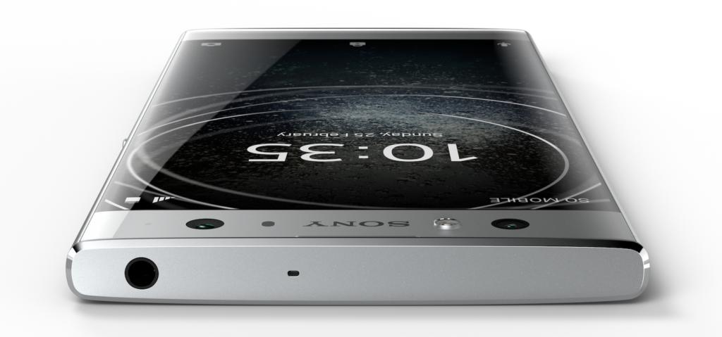 CES2018 Sony unveils Xperia