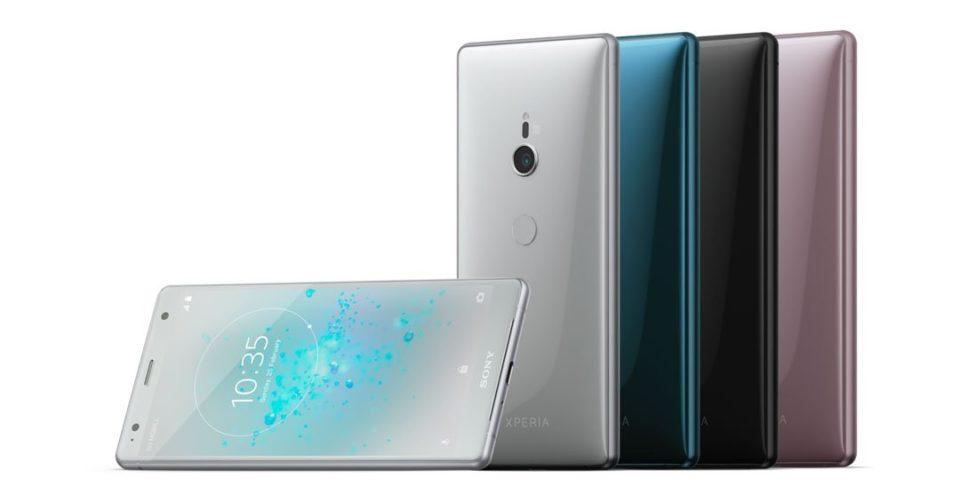 Sony Xperia XZ2 Smartphone Android News Martin Xperia XZ2 Compact
