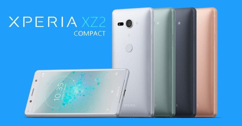 Sony XPERIA XZ2 Compact videotron exclusive Android news martin ottawa
