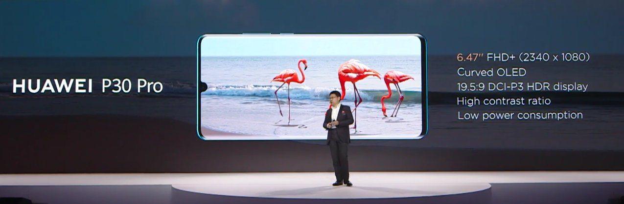 Huawei P30 Launch Event 6