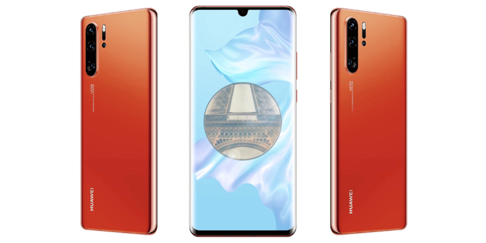 Huawei P30 Series #rewritetherules