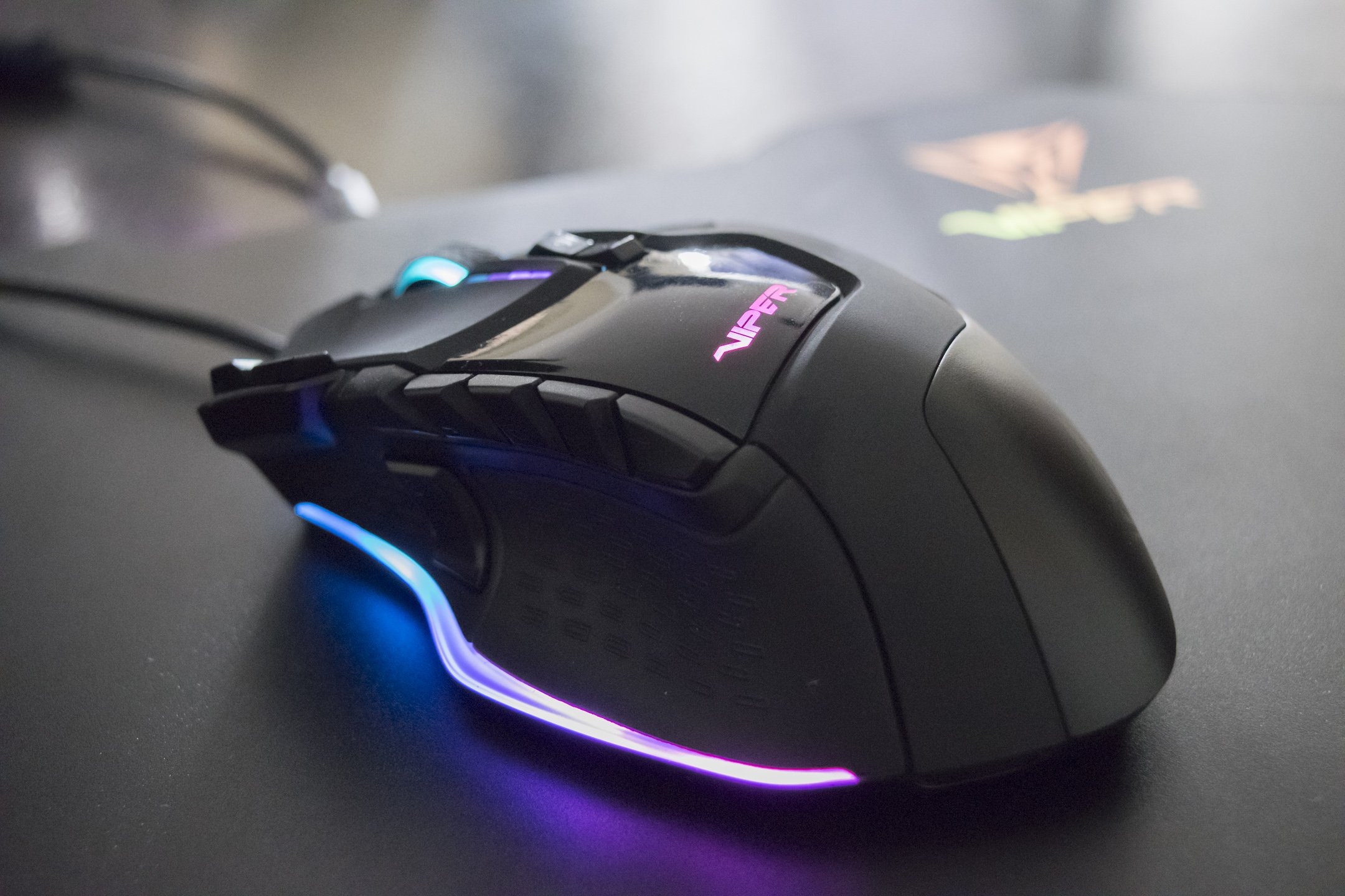 Best Gaming Mouse 2020 - Viper Gaming V570 Blackout Edition