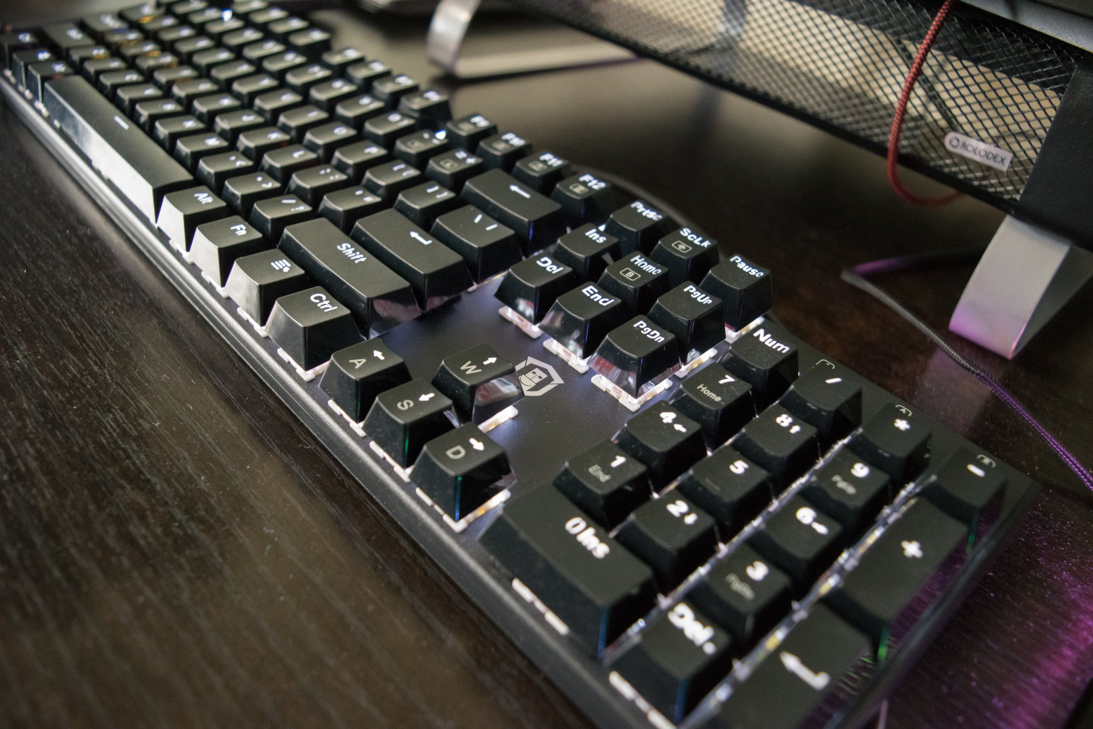 Plugable Mechanical Keyboard : Review