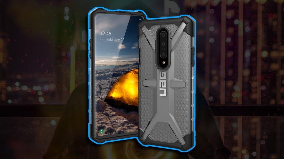UAG OnePlus 7 Pro Plasma Series case