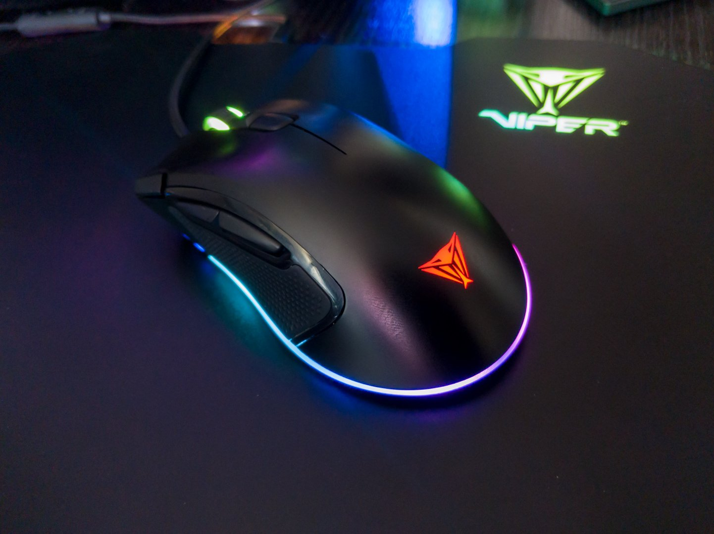 Overview Viper Gaming V551 Mouse - Review