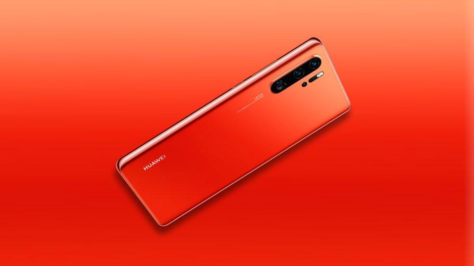Huawei P30 Pro Amber Sunrise 5months
