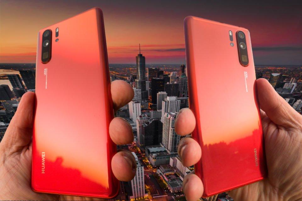Revisiting Huawei P30 Pro - Amber Sunrise