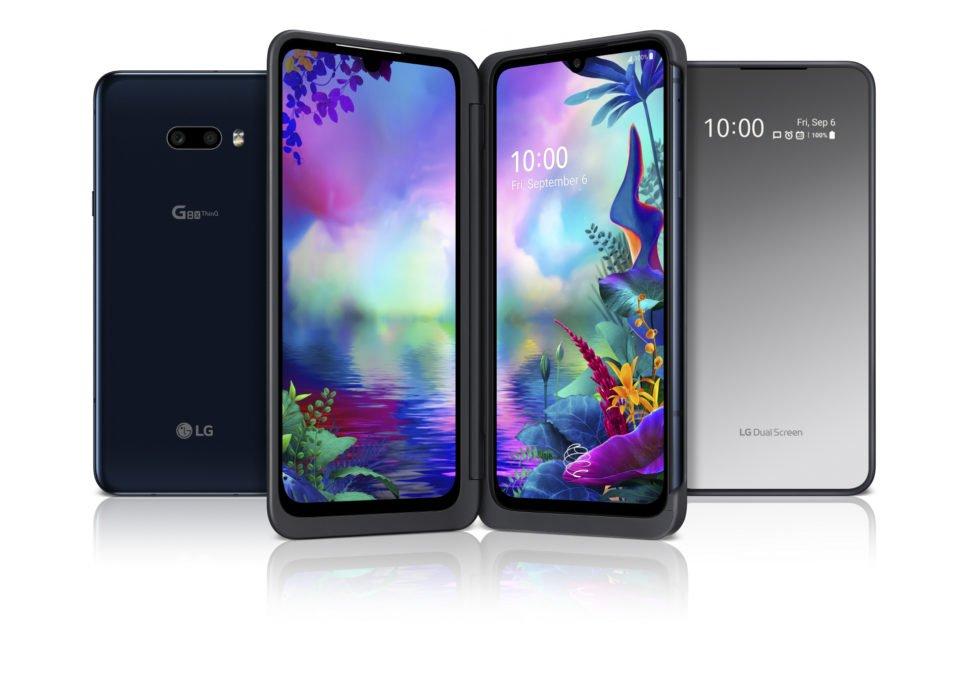 LG G8X ThinQ and LG Dual Screen