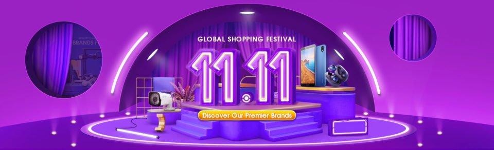 Best Ever Banggood 11.11 Shopping Festival