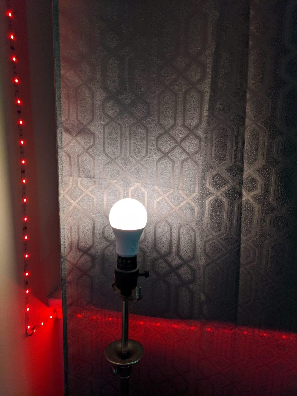 WiZ A19 Coloured Smart Light Bulb review