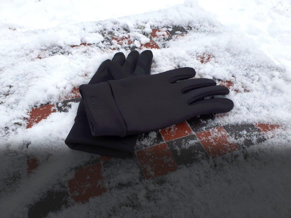 Touch Gloves made for the Canadian Winter Mujjo