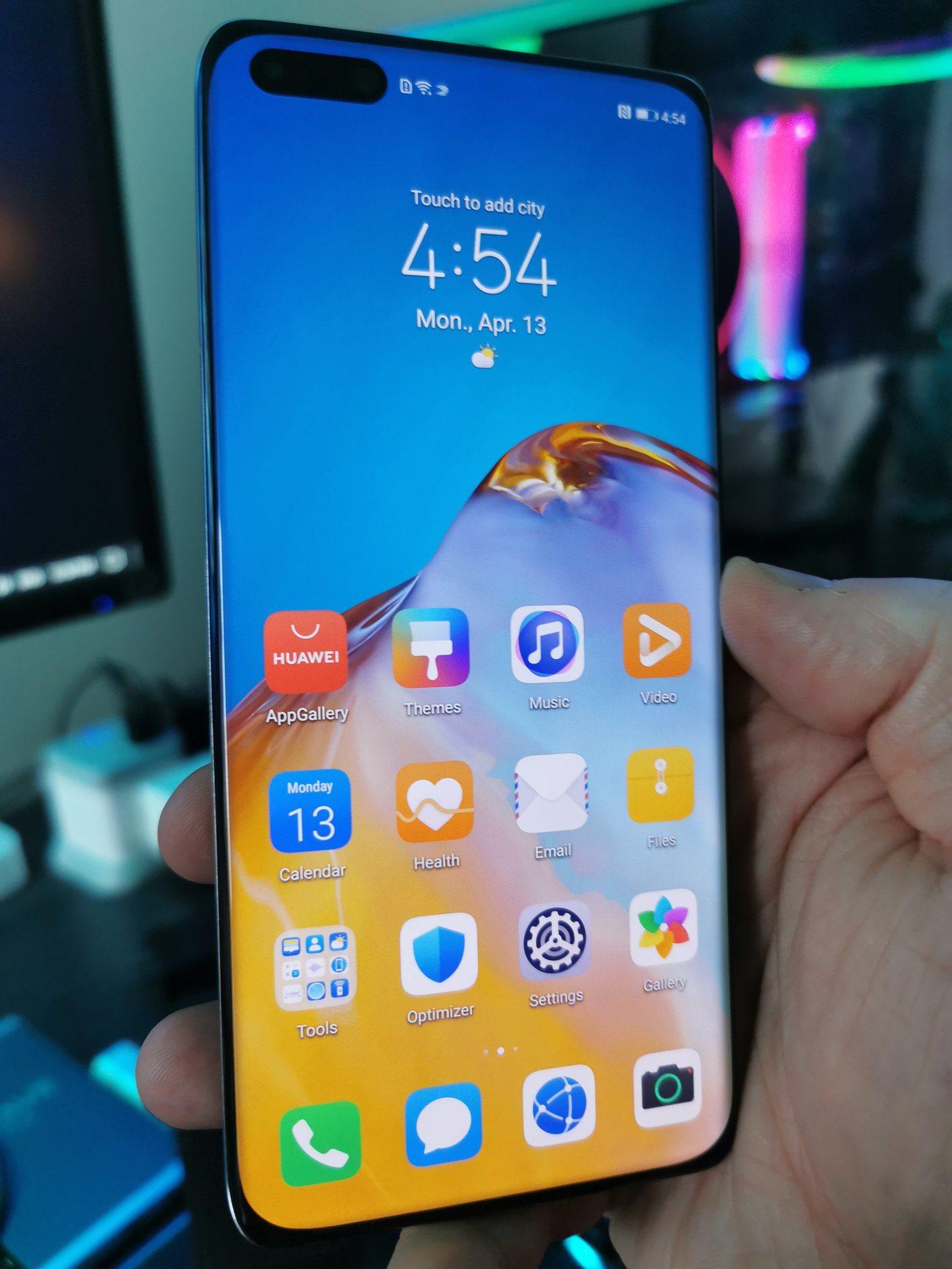 Huawei P40 Pro Display 2