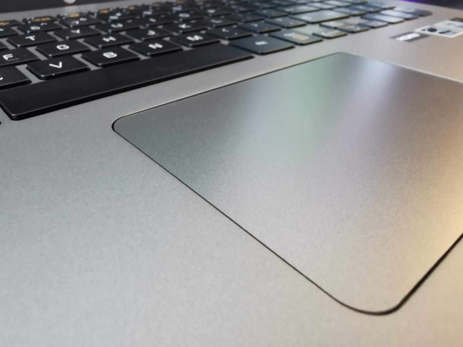 LG Gram 15 Review Design 2