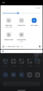 How-to Screen Record Android 11 pic3