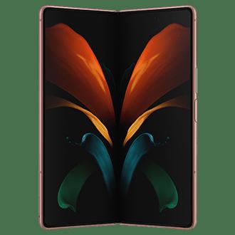 GalaxyZFold2_Front115_MysticBronze_Thumbnail