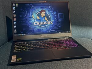 Lenovo Legion 5 Review - Showcase