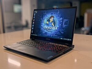 Lenovo Legion 5 Review - final thoughts