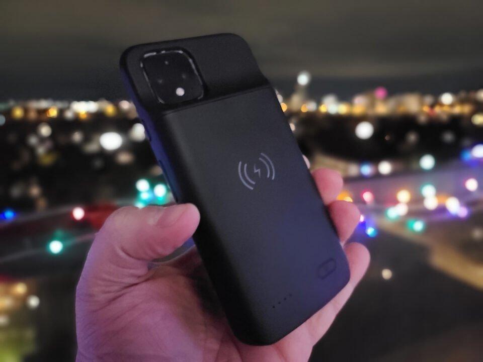 Battery Case Google Pixel 4 Newdery creative 3