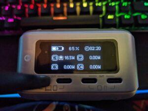 SuperTank Pro Zendure Portable Charger Power Bank review pic 01