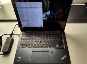 Lenovo ThinkPad C13 Yoga Chromebook pic 2