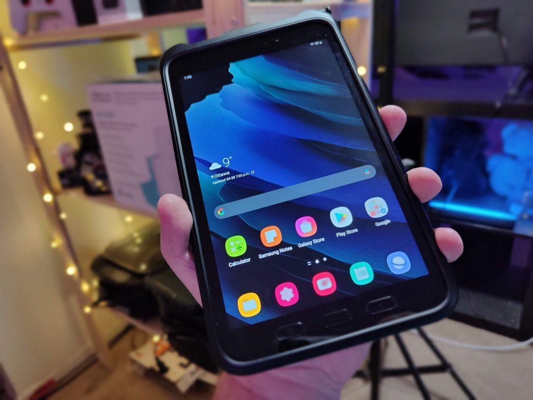 Samsung Tablet - Galaxy Tab Active3 Rugged 2