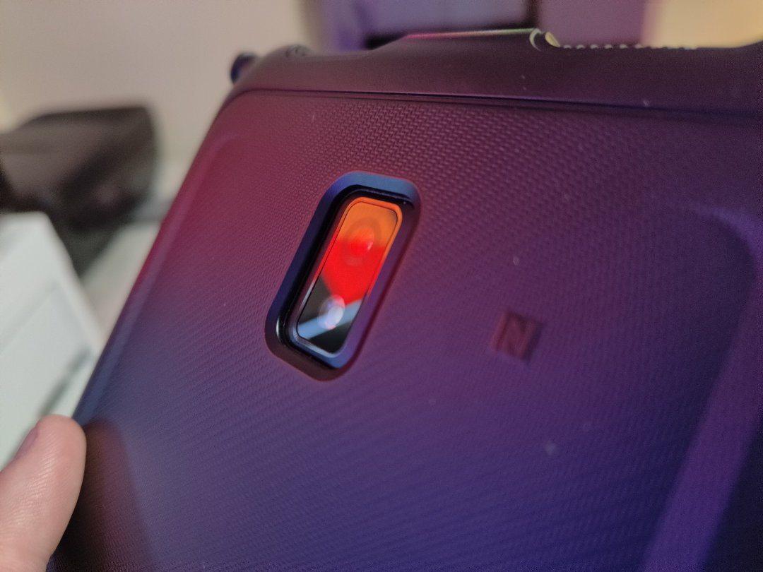 Samsung Tablet - Galaxy Tab Active3 Rugged Camera