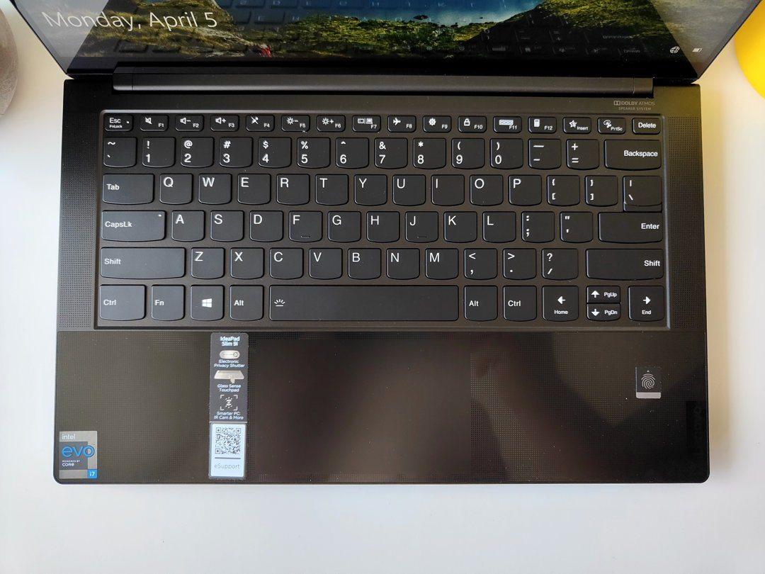 Lenovo IdeaPad Slim 9i Review pic 3