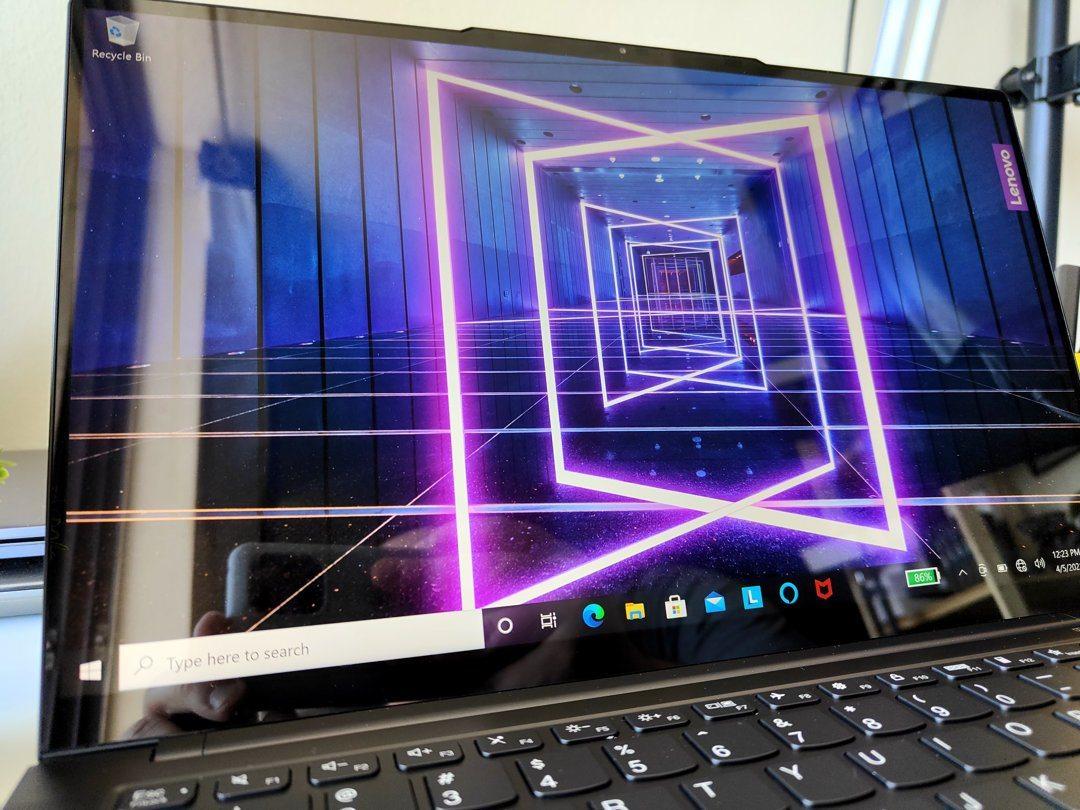 Lenovo IdeaPad Slim 9i Review pic 5
