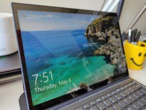 Lenovo Yoga Duet 7 Display pic 01
