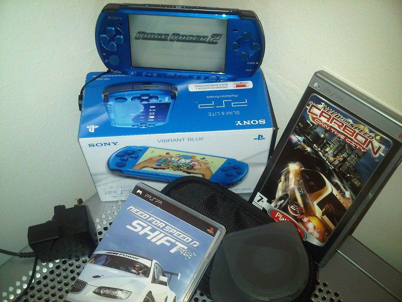 How The PSP Revolutionized Handheld Gaming Forever