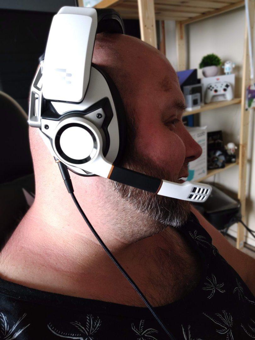 Gaming Headset GSP 601 & GSX 300 EPOS Sennheiser Review product 2